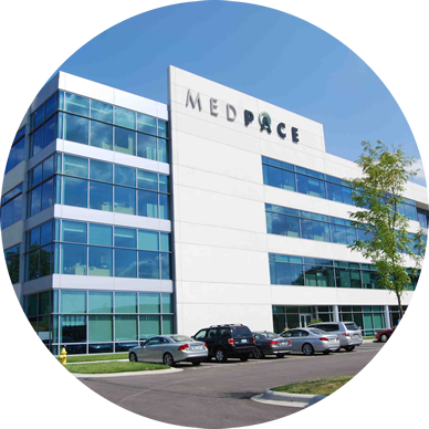 Medpace is a Cincinnati-based drug and device development company.