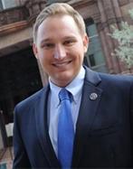 Cincinnati Council Member Chris Seelbach