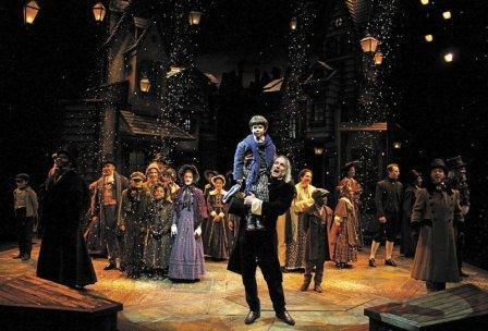 "Playhouse in the Park's ""A Christmas Carol"""