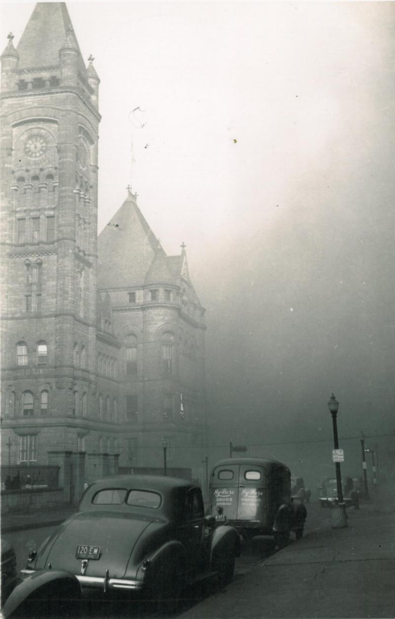 City Hall, 1940