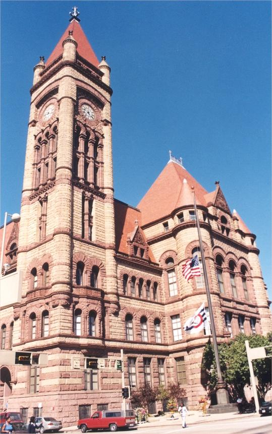City Hall today