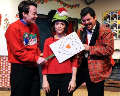 "Cincinnati Shakespeare Company's ""Every Christmas Story Ever Told"""