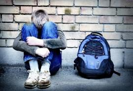 One in 45 children experience homelessness in America each year.