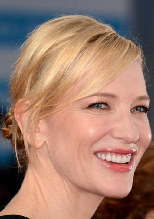 "Kate Blanchett stars in the movie ""Carol"" to start production here this spring."