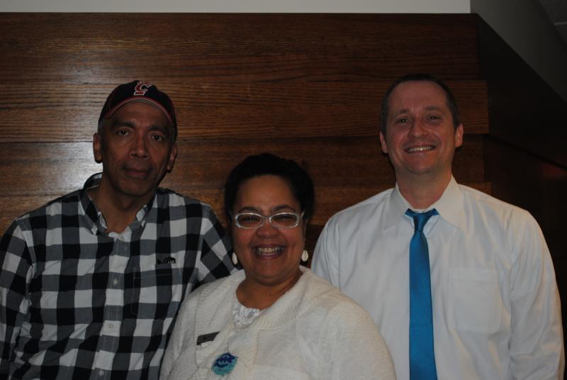 Timothy Douglas, Kathryne Gardette and Jeffrey Timberlake