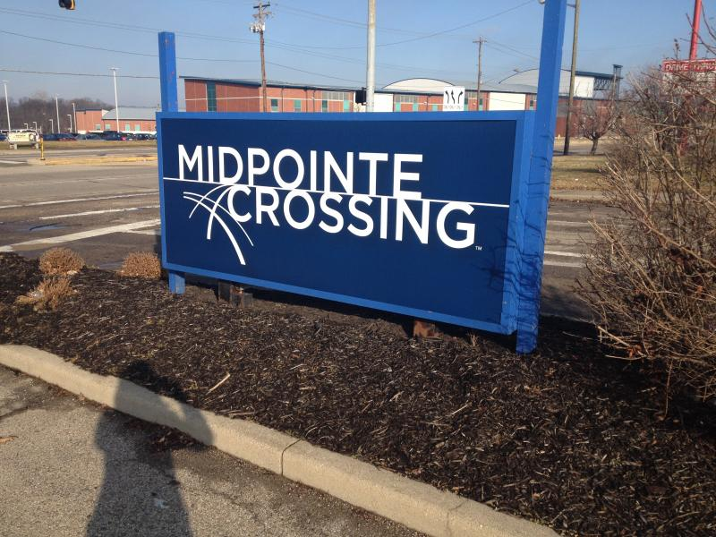 Midpointe, the former Swifton Commons, is a vacant 25 -acre site ready for redevelopment.