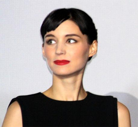 "Rooney Mara stars in the movie ""Carol,"" shooting here this spring."