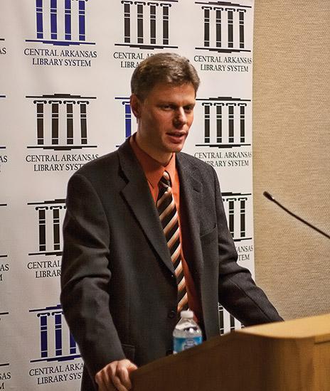 Author David Welky