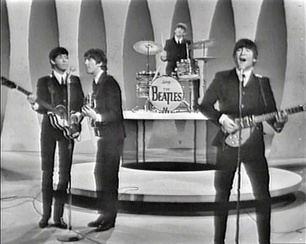 The Beatles on the Ed Sullivan Show,  February 9 1964