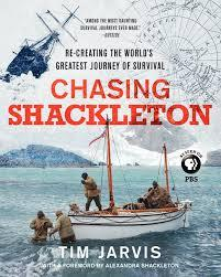 Explorer Tim Jarvis re-enacts the epic journey of Sir Ernest Shackleton