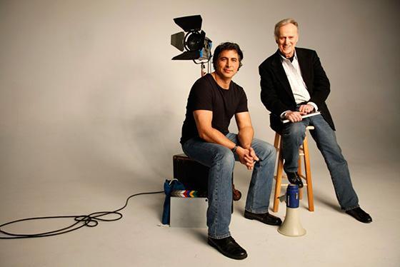 Steve Francia & Bob Elkins
