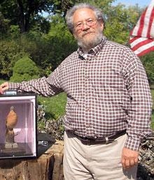 Author Joel Greenberg