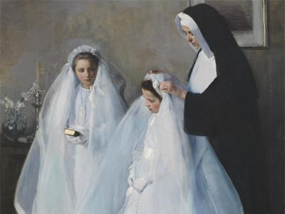 """The First Communion"""