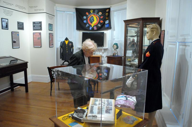Exhibit at Behringer-Crawford Museum tells the stories of NKY VZietnam veterans