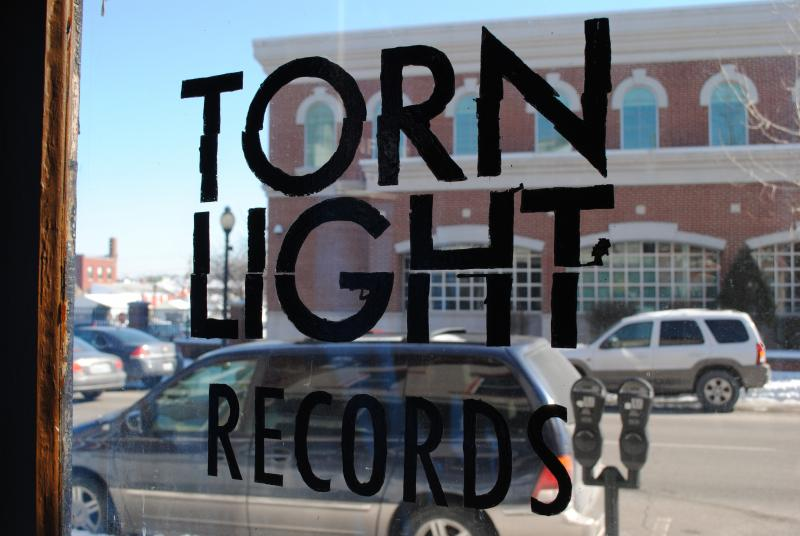 Torn Light Records is at 937 1/2 Monmouth St. in Newport