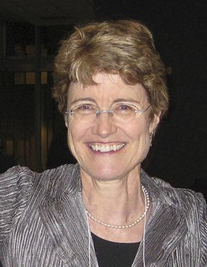 Author Elizabeth Partridge