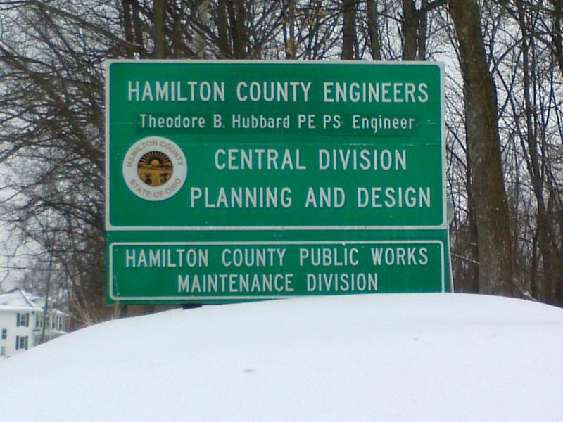 Sunday morning snow showers sent crews back to the roadways.