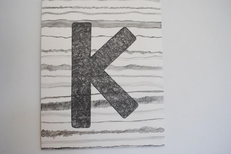 K by Avril Thurman