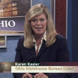 Ohio Public Radio and Television Statehouse News Bureau Chief Karen Kasler.