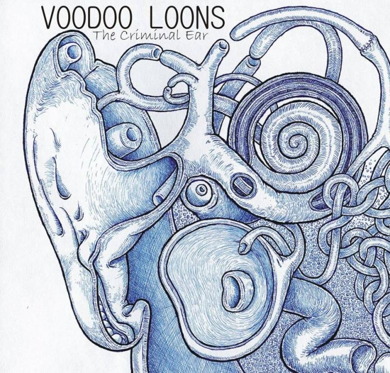 The Criminal Ear is the 2nd full-length release by Voodoo Loons