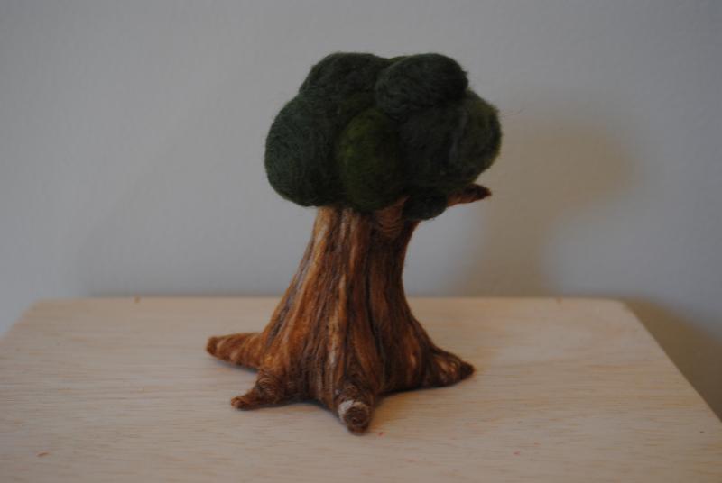 Kelli Gleiner - Leaning Tree