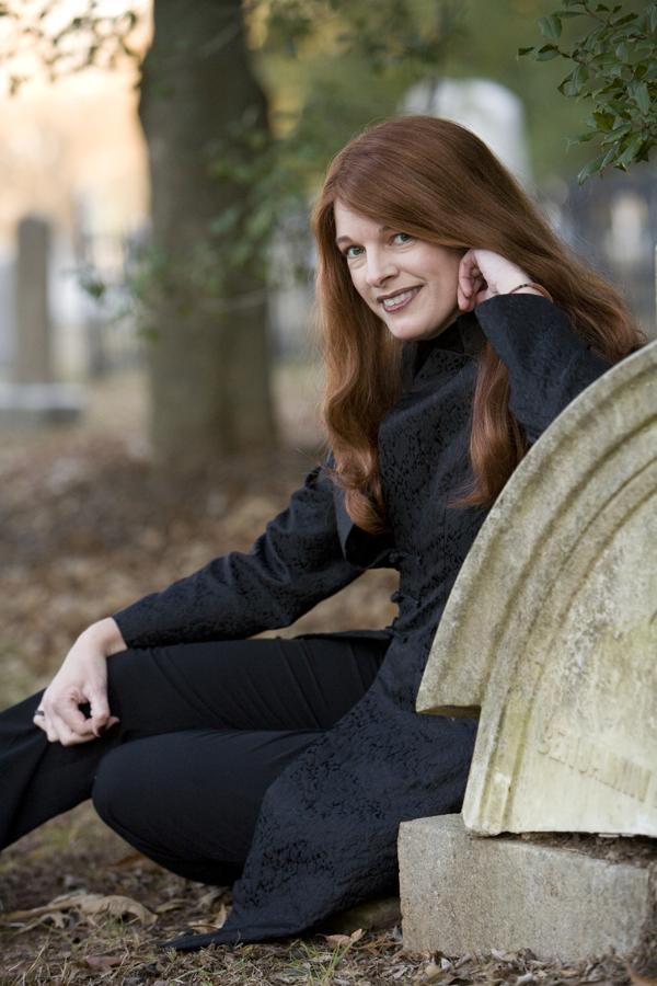 Author Kim Harrison