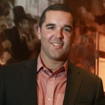 National Underground Railroad Freedom Center Director of Strategic Initiatives Luke Blocher