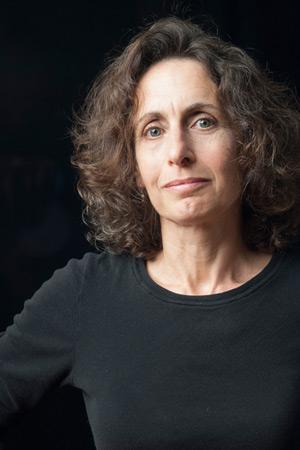 Author Elizabeth Kolbert
