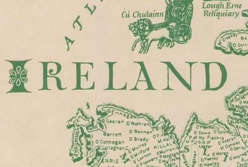 UC Rare Books Library launches Irish Collections website