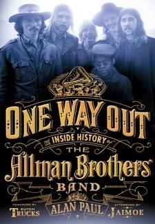 New book by Alan Paul looks at The Allman Brothers Band.