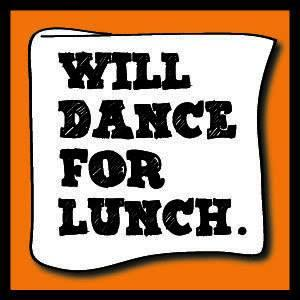 Ditch your desk for an hour-long party in the middle of the work day. If you dance, you get a free lunch.