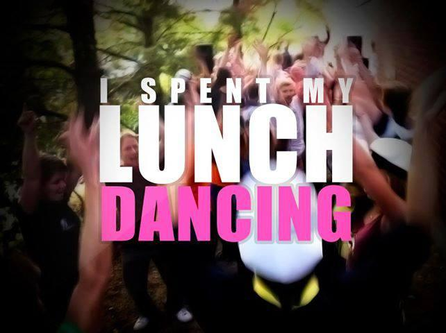 If It's Your First Time at Lunch Beat, You Have To Dance