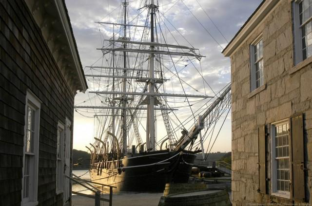 America's oldest remaining commercial ship to set sail this summer for the first time in nearly 100 years