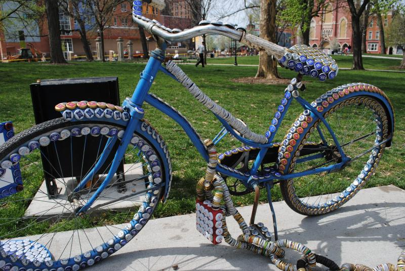 Brew Bike by Michael Lakoff, Lisa Boeckmann and Johnny Ingram