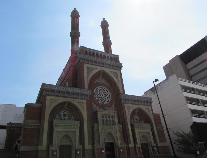 Plum Street Temple