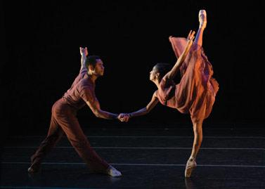 James Gilmer & Maizyalet Velázquez in Sacred Ground by Jodie Gates.