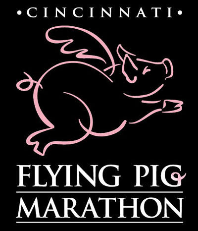 Image result for flying pig cincinnati logo 2018