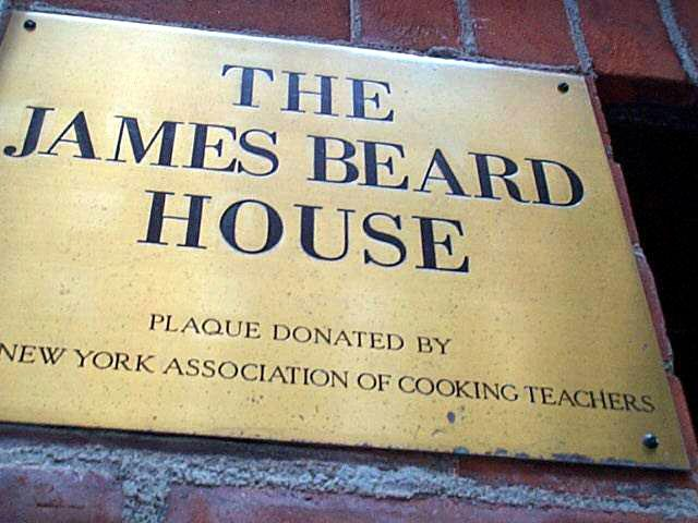 Greater Cincinnati chefs prepared a goumet meal at The James Beard House as part of Cincy in NYC.