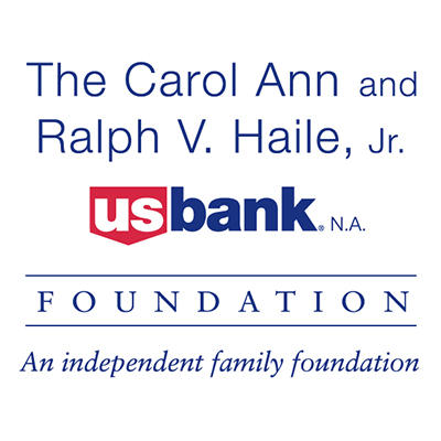 Thank you to The Carol Ann and Ralph V. Haile, Jr. / U.S. Bank Foundation for doubling your dollars for Cincinnati Public Radio. #ThanksHaile