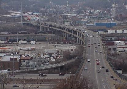 A replacement for the Western Hills Viaduct, one of the county's priority projects, is estimated to cost $335 million.