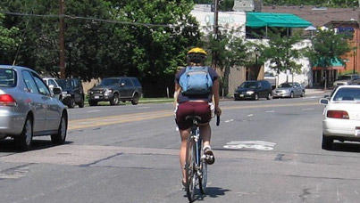 It's National Bike Week, is Cincinnati a bike-freindly city?