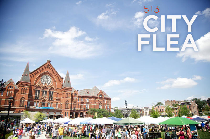 The City Flea returns to Washington Park this Summer