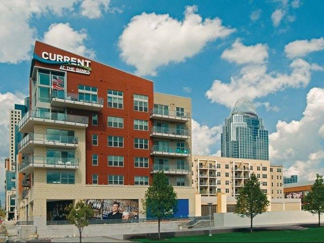 Current at The Banks provides residential component for the riverfront complex.
