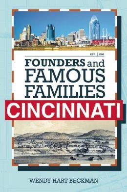 New book by Wendy Hart Beckman tells the stories the men and women who built Cincinnati