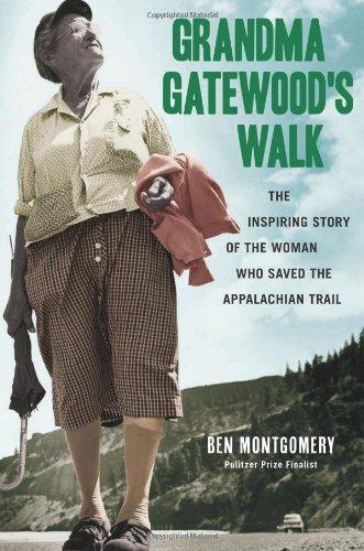 New book by Ben Montgomery tells the tail of the first woman to hike the entire Appalachian Trail.
