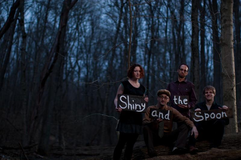 Shiny and the Spoon: Amber Nash, Pete Brown, Matt Frazer and Jordan Neff
