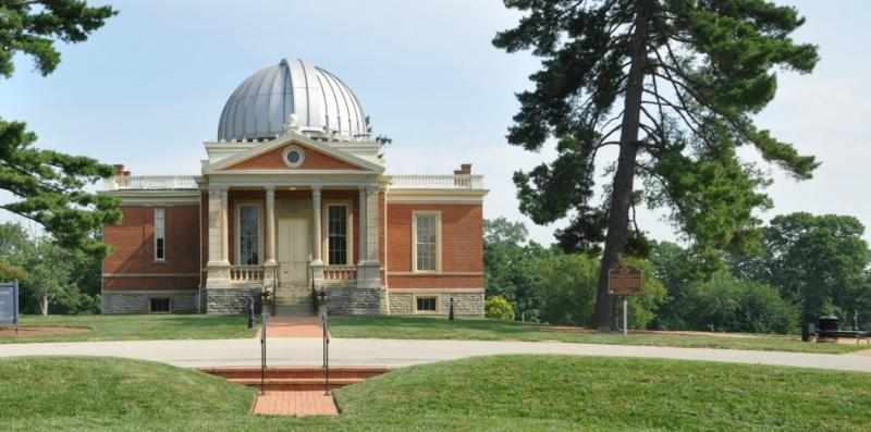 The Cincinnati Observatory, 'The Birthplace of American Astronomy'
