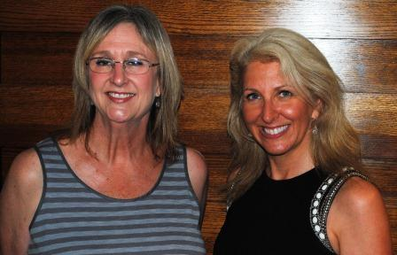 In studio guests (l-r): Dr. Stacy Martz, Dr. Tracey Skale