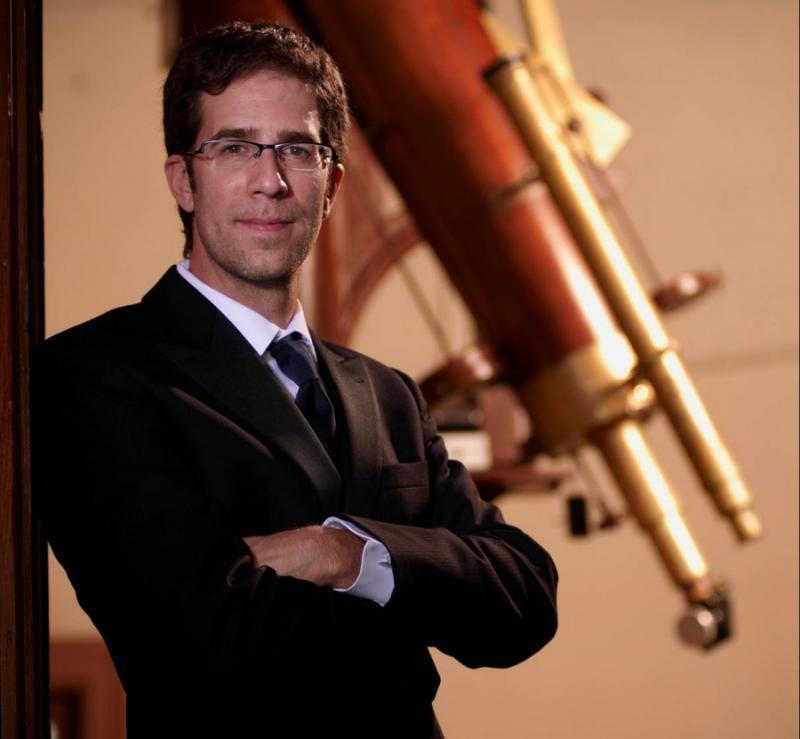 Dean Regas, Outreach Astronomer for the Cincinnati Observatory