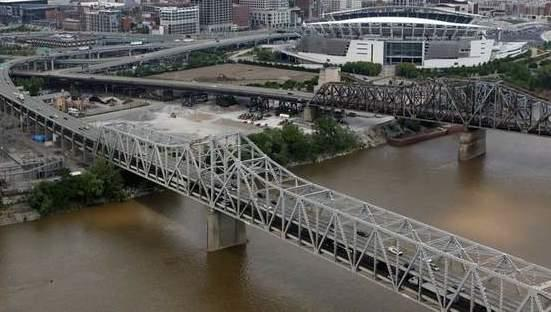 OKI is involved in many projects, including the Brent Spence Bridge.